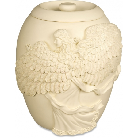 Angel Memorial Keepsakes and Urns