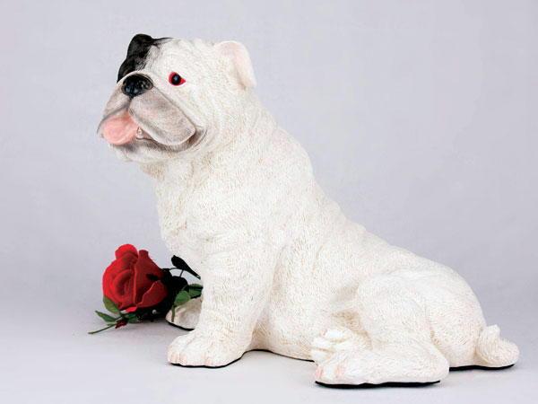 Life Like Holow Figurine Pet Cremation Urns
