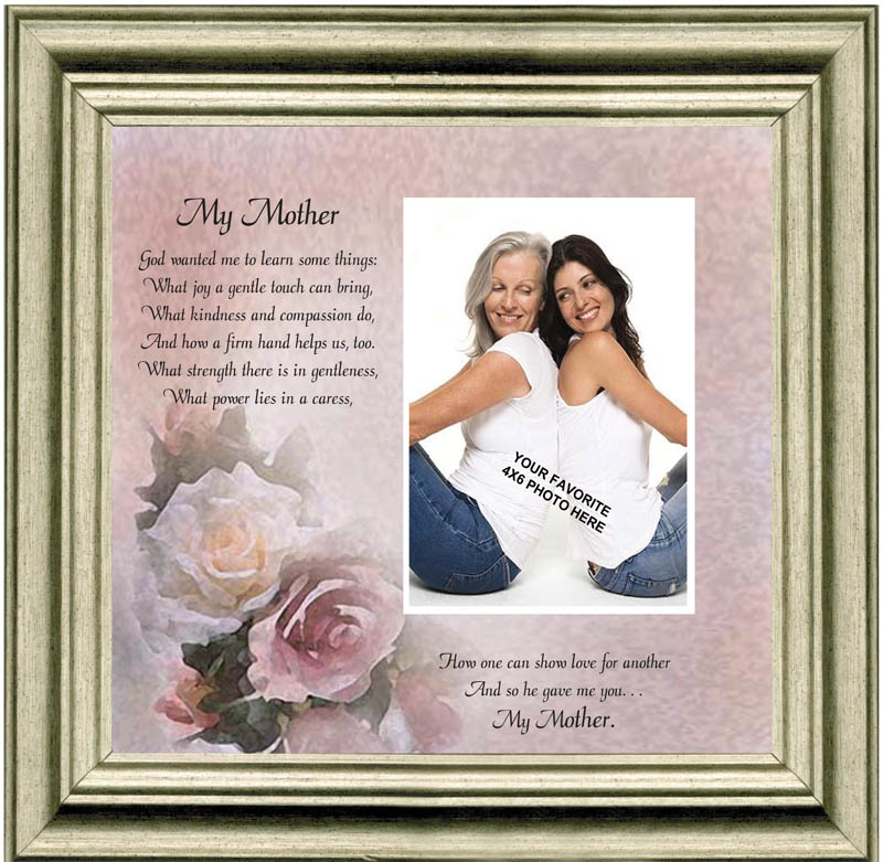 Mother and Daughter photo frame