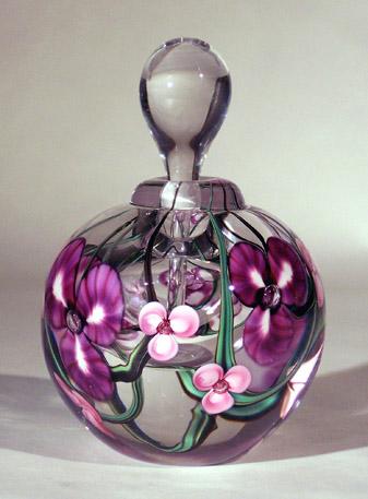 Memorial Glass Keepsake Hand Blown Urns