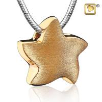 Angelic Star Cremation Pendant