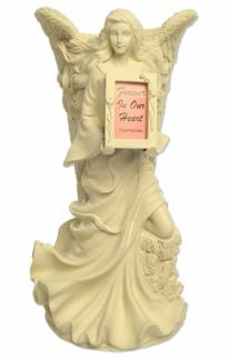 Serenity Angel with picture frame