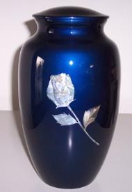 Mother of Pearl  Rose Urn