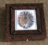 Custom hand made pet keepsake urn boxes with picture