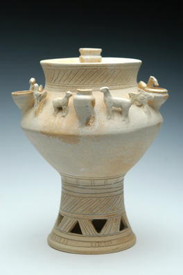 Korean Style Burial Jar
