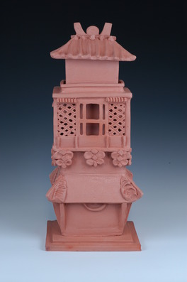 Chinese Han Tomb Model Urn