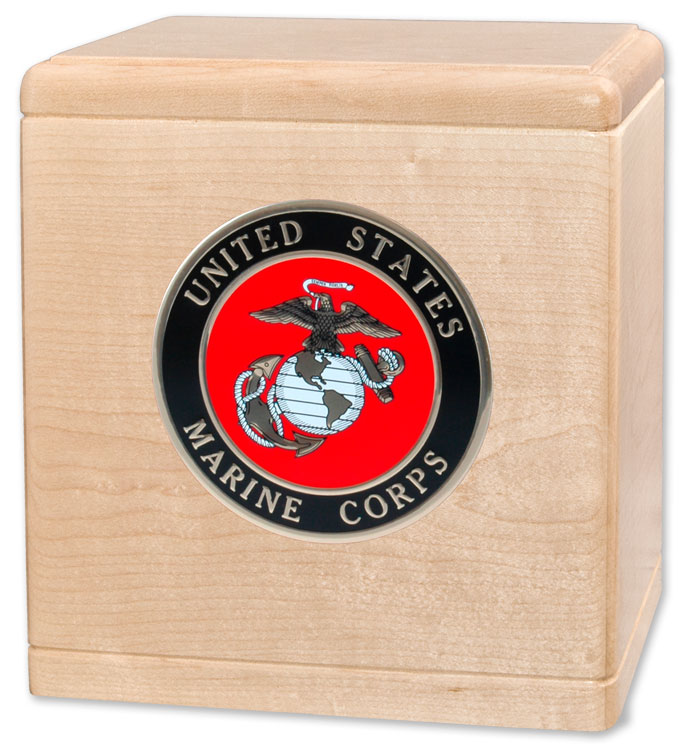 Military Memorial Keepsakes Cremation Urns And