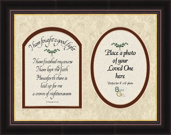 Memorial Keepsake Photo Frames